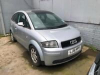 2001 Audi A2 1.4 5dr