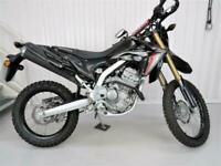 Honda CRF250LA-K 2020 reg bike 197 miles only superb one private owner