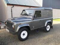 Land Rover 90 Defender 2.4 County, 2007, Storry 4x4