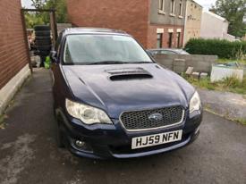 Subaru Legacy RE Diesel spares or repair