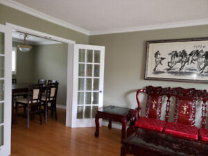 1 Bedroom for rent in Mississauga, young professionals