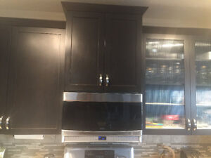 Over the range microwave/oven