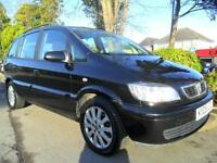 VAUXHALL ZAFIRA 2005 1.8 PETROL / LPG COMPLETE WITH M.O.T HPI CLEAR