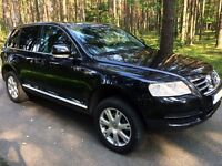 LHD LEFT HAND DRIVE ,Volkswagen Touareg , Automatic .Diesel