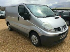 2008 Renault Trafic 2.0 TD dCi SL27 Panel Van 4dr Panel Van Diesel Manual