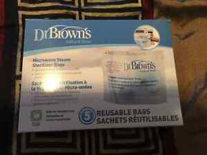 Dr.Browns Steam Bags - Bottle sterilizing bags