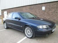 2003 (53) VOLVO S60 2.4 D5 SE DIESEL AUTOMATIC LEATHER