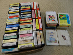 60 8 Track Tapes