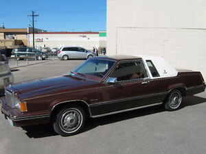 1982 Mercury Cougar Coupe (2 door)