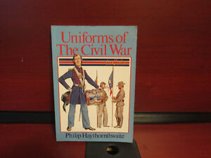 Uniforms of the Civil War: In Color Paperback – April, 1990 by P