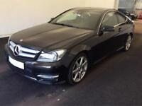 £221.57 PER MONTH 2015 MERCEDED BENZ C220 2.1CDI 7G-Tronic AMG Sport Edition