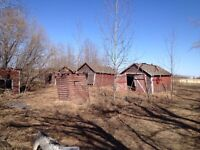 Old barn/wood for sale
