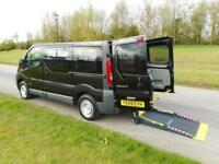 2010 Renault Trafic 2.0 DCi Automatic WHEELCHAIR ACCESSIBLE ADAPTED VEHICLE WAV