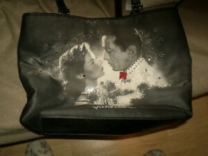 Casablanca Bogart Bergman Bling bag Cambridge Kitchener Area image 1