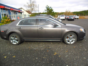 2010 Chevrolet Malibu LT Sedan 100000KM