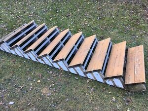Deck Stairs - 9 Steps