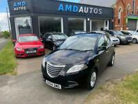 2014 64 Chrysler Ypsilon 0.9 Twin air Gold 5Dr Black PX & Finance Available