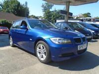 2008 57 BMW 3 SERIES 2.0 320D SE TOURING 5D 175 BHP DIESEL