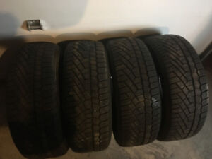 215/55R17 Continental Extreme Winter Contact