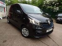 Renault Trafic Sport LL29 1.6DCi Energy 125PS E6 Navigation £15795 + VAT
