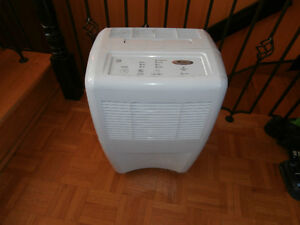 One humidifier make Whirlpool gold do not need left by old owne