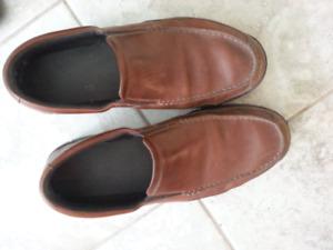 Clark Leather Shoes Size 14 Men