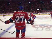 Montreal Canadiens all games best seats