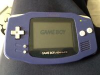 Gameboy advance with game £20