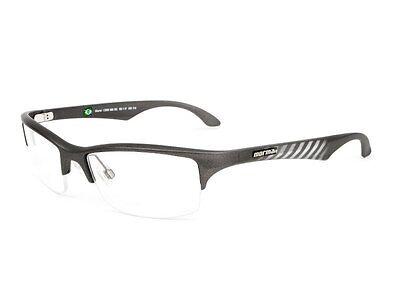 NIB Mormaii Model Maral Men's Optical Eye Glass Eyeglass Frame Color Dark Gray