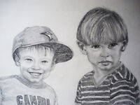 Drawing from a Photo(discount offered)