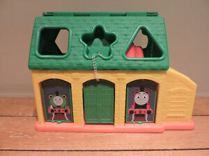 BRAND NEW Fisher-Price My First Thomas & Friends Tidmouth Shape