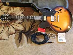 Never Used Epiphone Dot Electric Guitar For Sale