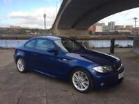 2011 BMW 1 Series 2.0 123d M Sport 2dr