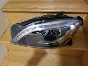Mercedes Benz ML class 2012 - 2015 headlight left