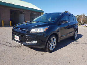 2016 Ford Escape Titanium ALL WHEEL DRIVE
