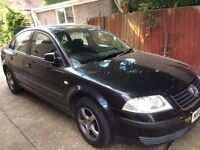 2002 VW Passat 1.9 TDI Black