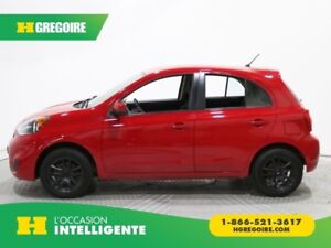 2015 Nissan MICRA SV A/C GR ELECT MAGS BLUETOOTH