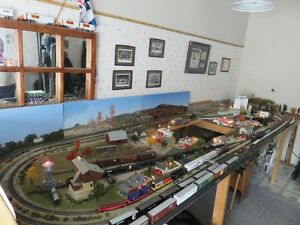 HO Trains - Serious collectors only** New price**