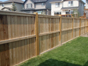 Fences and Decks by 'Art of Landscaping Design & Services Ltd.' Edmonton Edmonton Area image 7
