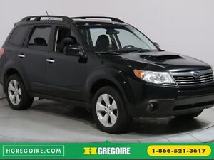 2010 Subaru Forester XT LIMITED TURBO AWD CUIR TOIT PANO MAGS