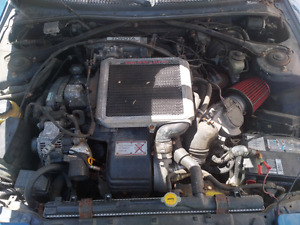 1990 celica gt with 3sgte engine swap