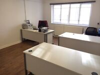 Very Spacious Office Desk Space - Whitechapel - To Let