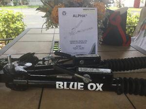 Tire de remorquage Blue Ox 7365 6,500# complète avec ses cables