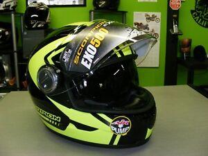 Scorpion High Viz Helmets - NEW at RE-GEAR