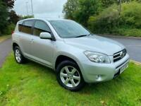 2008 Toyota Rav 4 2.2 D-4D XT-R 5dr 1 LADY OWNER FROM NEW ESTATE Diesel Manual