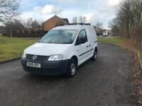Volkswagen Caddy One company owner, long MOT