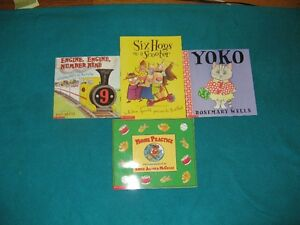 Misc Books with audio CDs Primary Reading Books