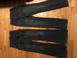 Maternity jeans and pants and maternity and nursing T-shirt's