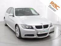 2007 BMW 3 SERIES 2.0 320d M Sport 4dr Auto