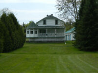 Farm house with 175.5 Acres For Sale...(Lavigne)